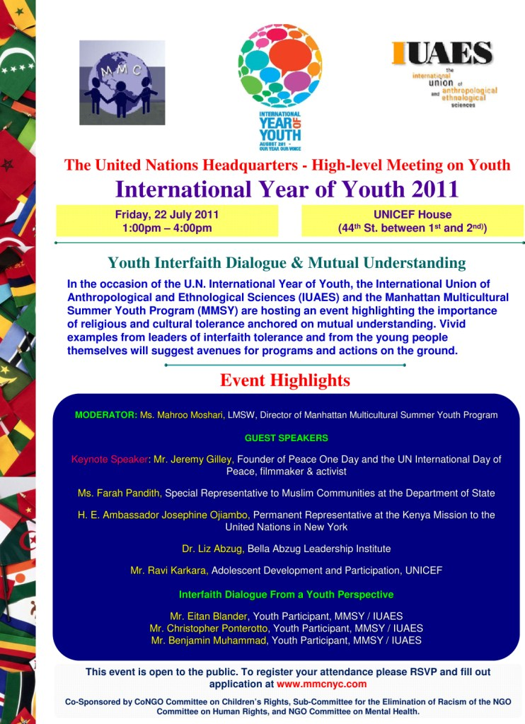 Int year_of_youth_2011